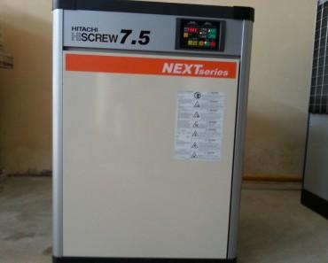 Máy Nén Khí Hitachi 7,5 Kw
